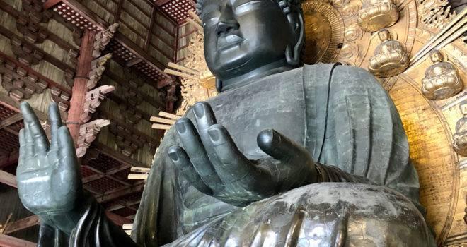 奈良の大仏をリモート参拝できちゃうってマジ?ニコ生で24時間絶賛生中継中