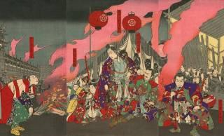 フィクションだった一夜城!秀吉が築く前から墨俣には城が存在していた