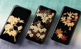漆黒の美しさ!日本の伝統的な高級漆器の美観を再現したスマホケースが登場