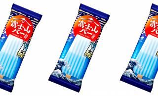 ロッテがアイスで富士山作っちゃいました(笑)その名も「THE富士山バー」新発売!