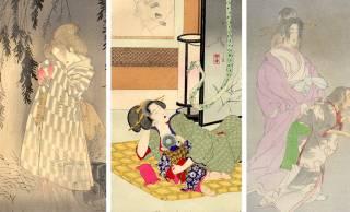日本三大怪談も紹介!庶民の娯楽として江戸時代に大流行した日本の「怪談」