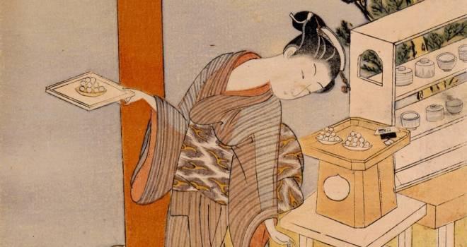 """「3時のおやつ」は""""やつどき""""に食べる間食?江戸時代の庶民のスイーツライフ"""