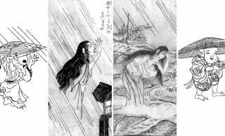 いよいよ梅雨入り!姑獲鳥(うぶめ)や雨女など、雨を背負って現れる妖怪たちにご注意を