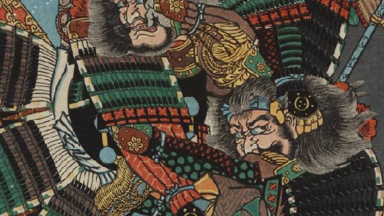 戦国時代、加藤清正を追い詰めた男装の女武者・お京の方の武勇伝【三】