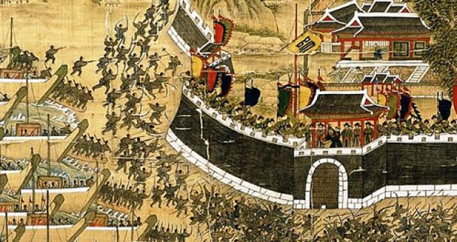 戦国時代、日本の地で剣術を修めた外国出身の武士「李家元宥」のエピソード【上】