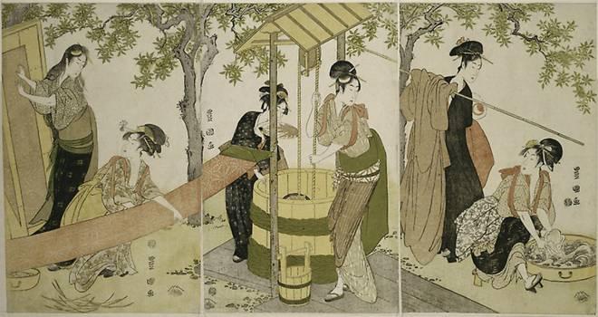 日本橋、遊郭、長屋…浮世絵で見る、江戸時代を生きる人々のタイムスケジュールはどうなっていた?【その1】