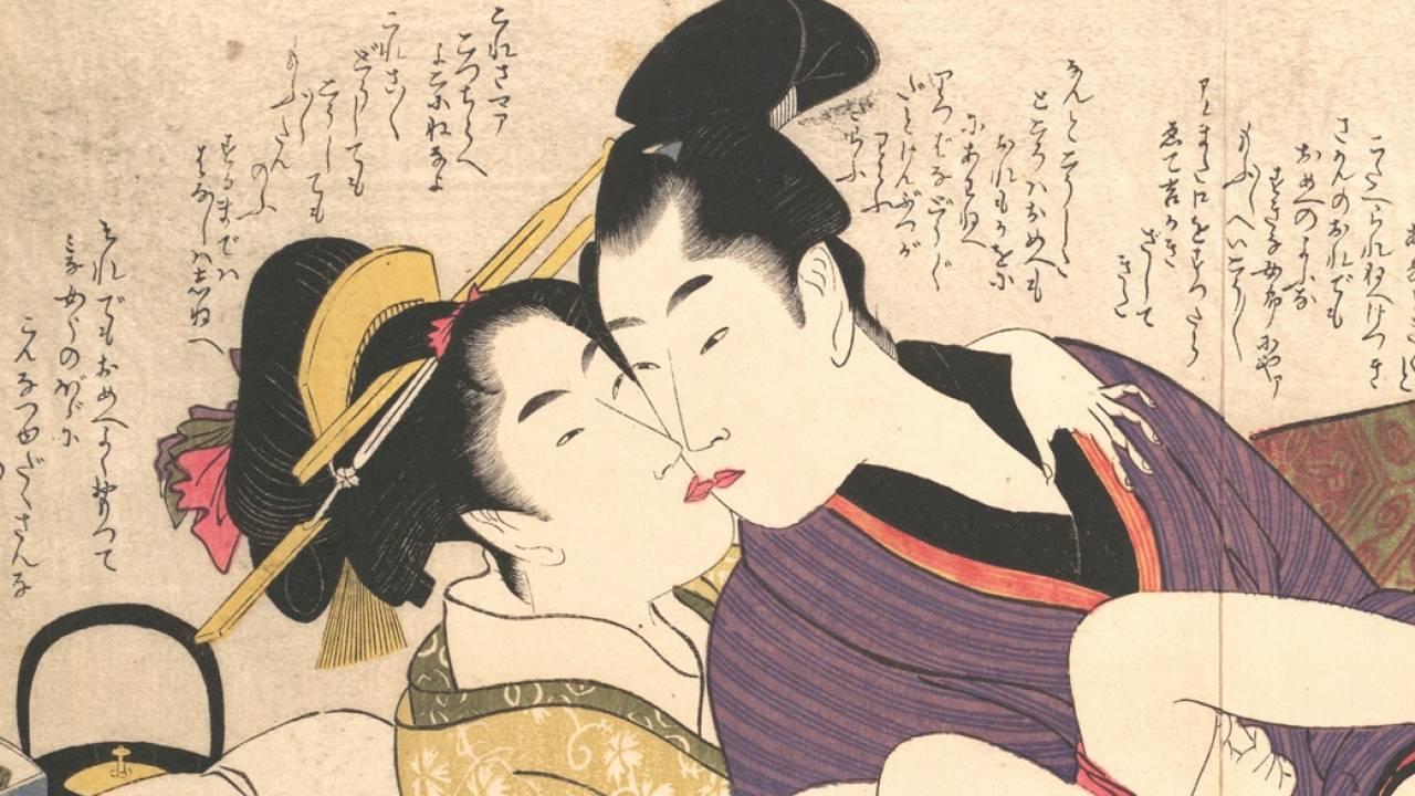 江戸時代の恋愛や不倫、同性愛、ラブグッズ事情など…教科書では教えてくれなかったこと