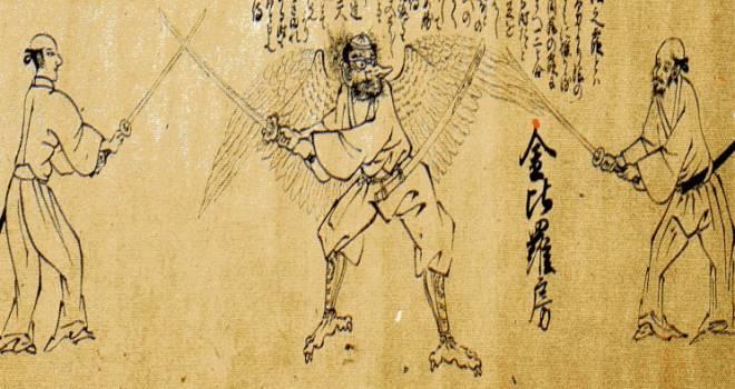 小領主から徳川家兵法指南役へ。剣術「新陰流」を操った柳生一族の歴史【その1】
