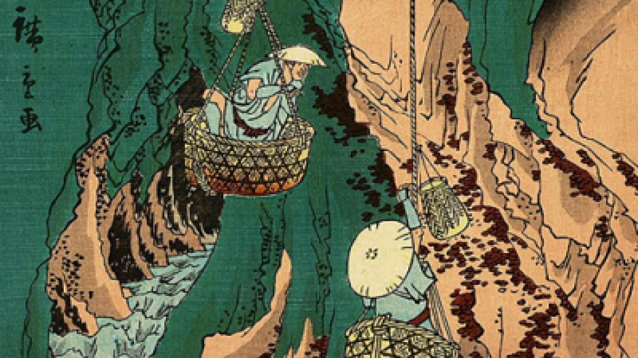 トラウマ続出?背筋がゾワゾワくる大分県の怖い昔話「吉作落とし」を紹介【上】