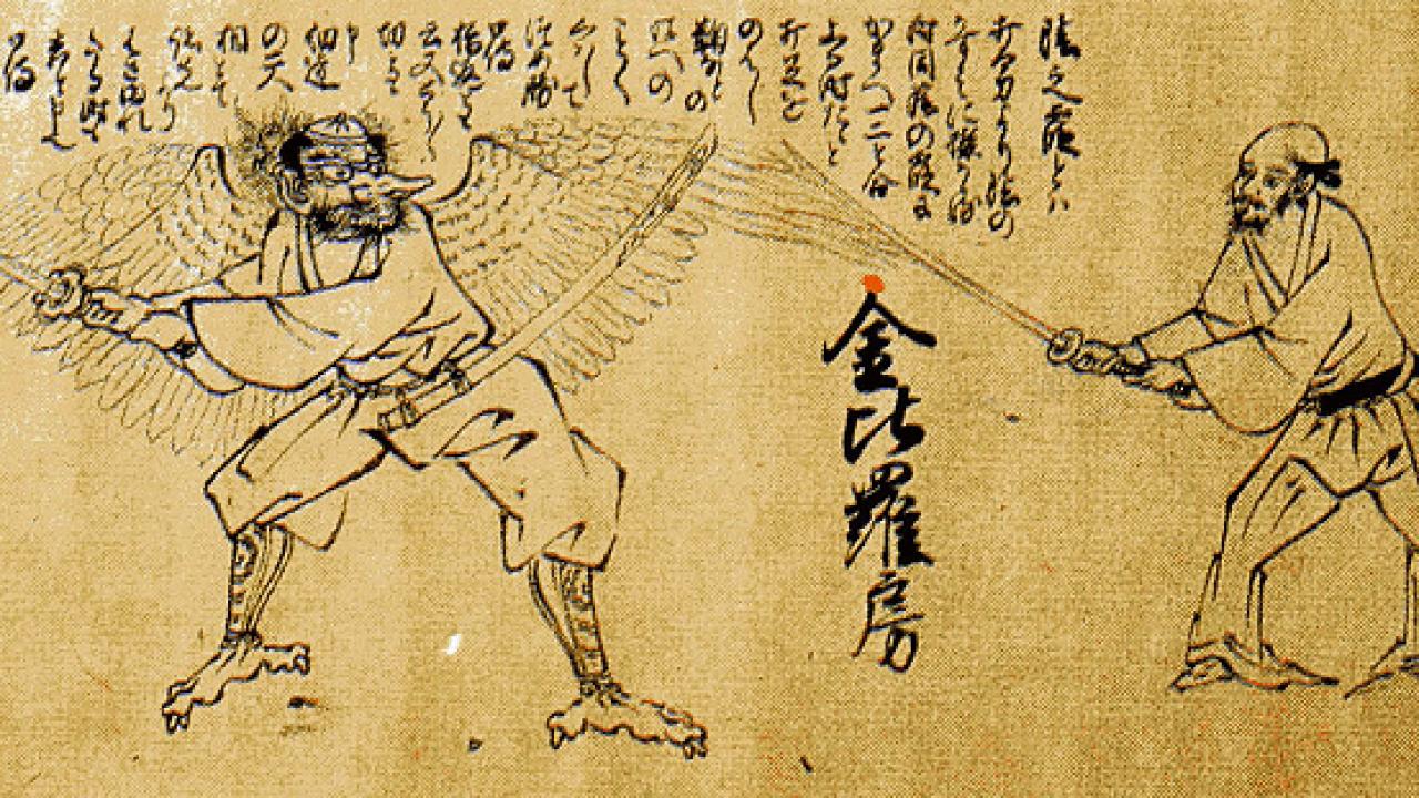 戦国時代、日本の地で剣術を修めた外国出身の武士「李家元宥」のエピソード【下】