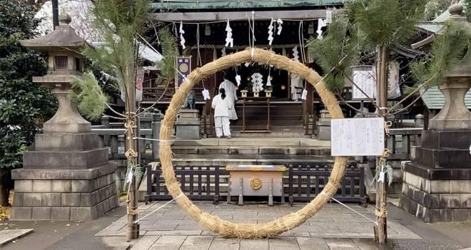 上野公園に「医薬の神様」が!毎月10日は病気平癒のご祈祷も『五條天神社』
