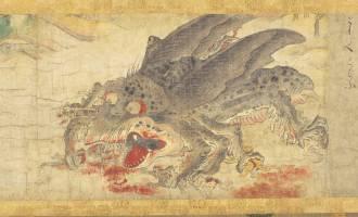 アマビエだけではない!海坊主、神虫、神社姫など疫病を退ける不思議な妖怪や幻獣たち