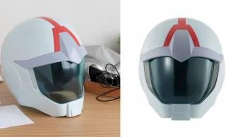 地球連邦軍に入隊しないか?機動戦士ガンダム「アムロ・レイ」の地球連邦軍ヘルメットが発売