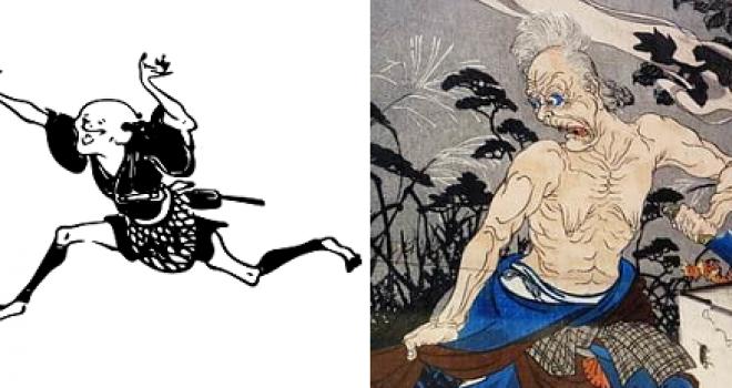 怒り狂った老婆が包丁で!福島県に伝わる世にも恐ろしい昔話「三本枝のかみそり狐」【下】