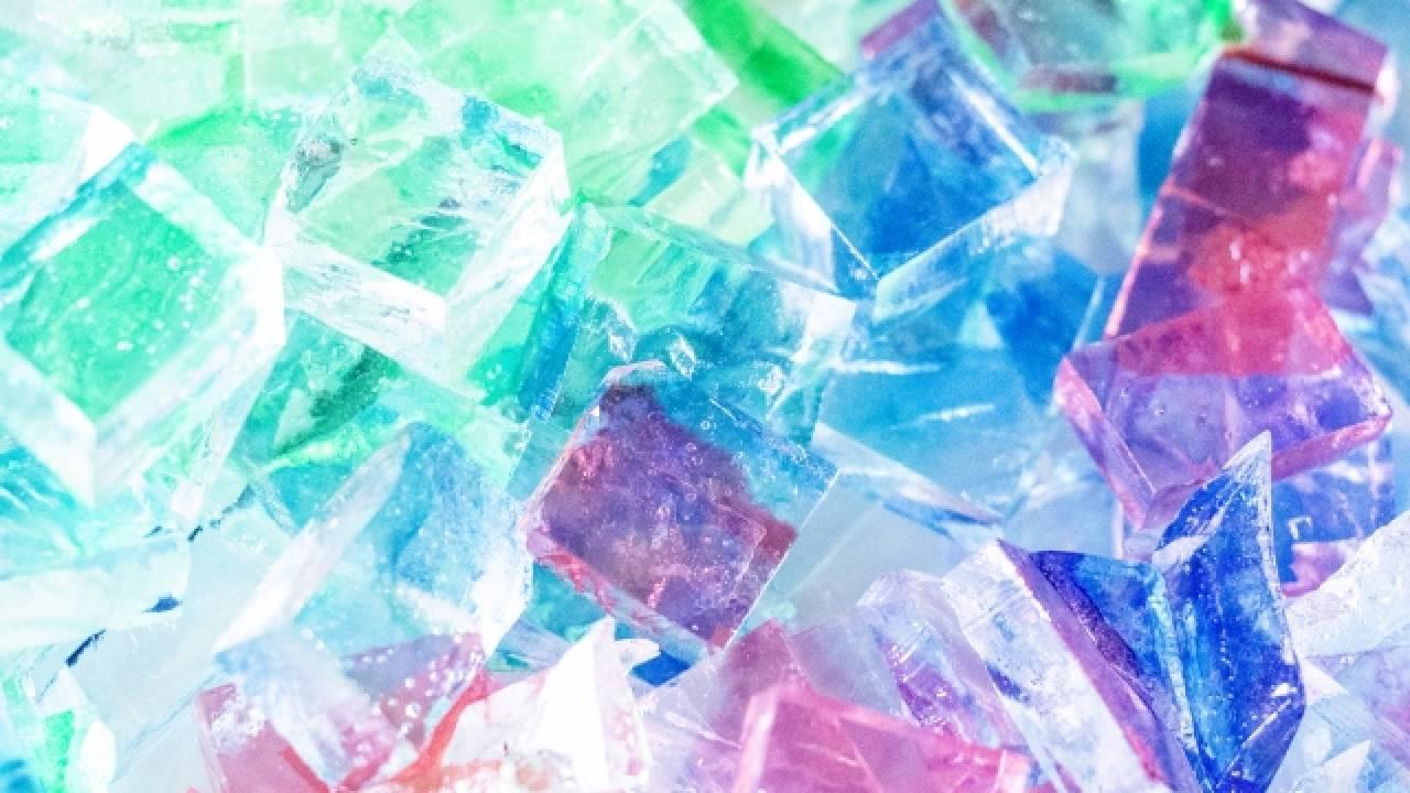 琥珀糖・水信玄・水まんじゅう…心惹かれる透明な和菓子! 見た目も涼し味もよし【前編】