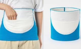 キャ〜♡可愛すぎるこれwwwドラえもんがモチーフの「ほぼ日ハラマキ 四次元ポケット」が発売!