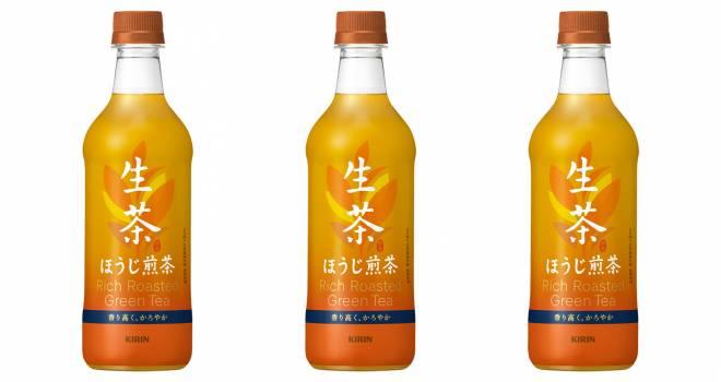"""キリンの「生茶」ブランドに""""ほうじ茶""""がきた!「生茶 ほうじ煎茶」新発売"""
