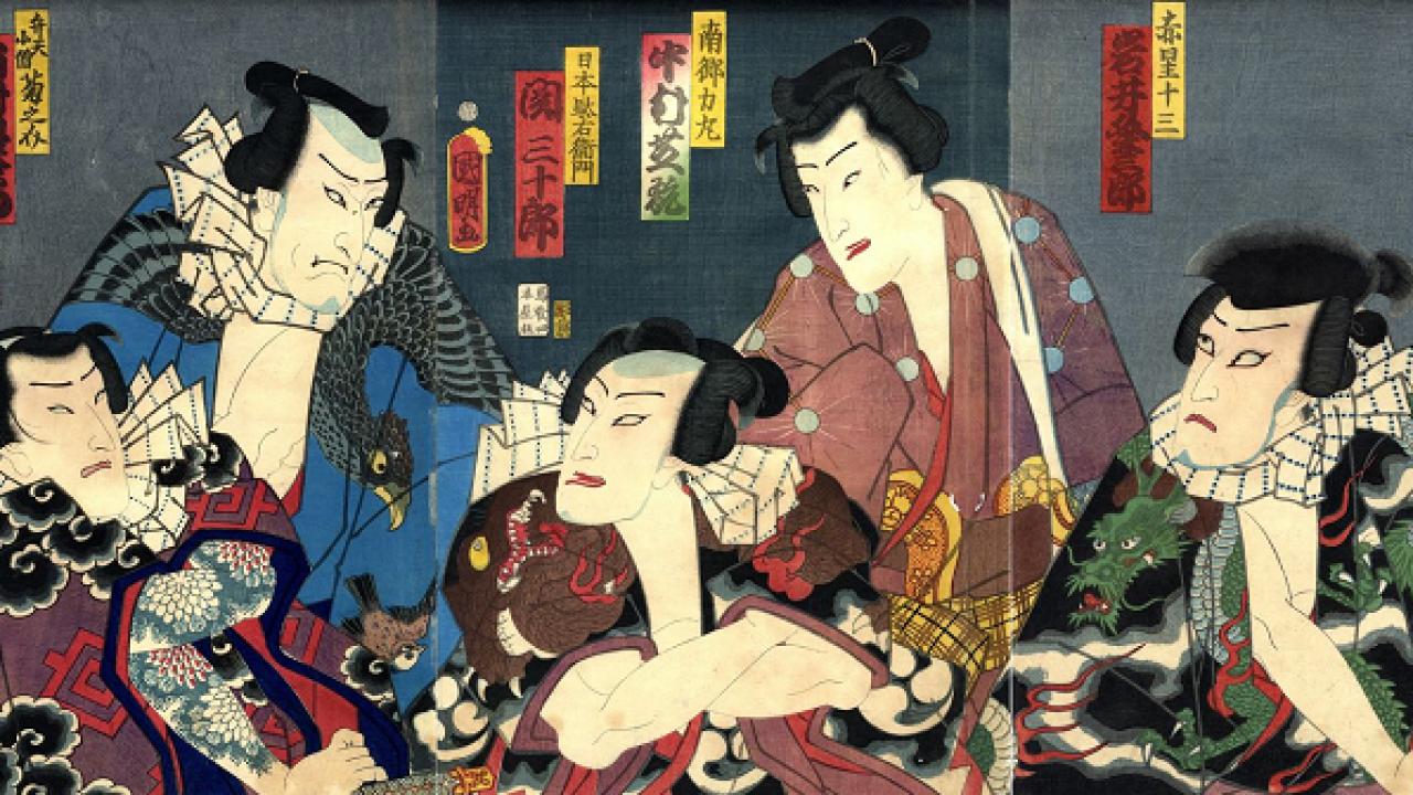 何を数えてるの?イケメンを意味する「二枚目」の語源は歌舞伎の役者看板にあり
