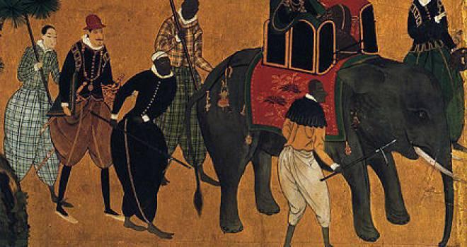 戦国時代にアフリカから日本へ? 織田信長に仕えた黒人従者「弥助」とは【後編】