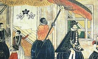 戦国時代にアフリカから日本へ? 織田信長に仕えた黒人従者「弥助」とは【前編】