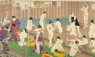 日本橋、遊郭、長屋…浮世絵で見る、江戸時代を生きる人々のタイムスケジュールはどうなっていた?【その3】