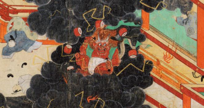 菅原道真の怨霊伝説に由来?「うるさい」という言葉は元々別の意味で使われていた
