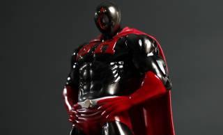 キン肉マンに登場した四次元殺法の悪魔超人「ブラックホール」がフィギュアになったぞ!