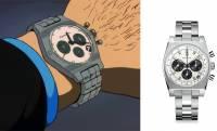 TVアニメ「ルパン三世」の次元大介が最終話で着用していたゼニスの腕時計が発売