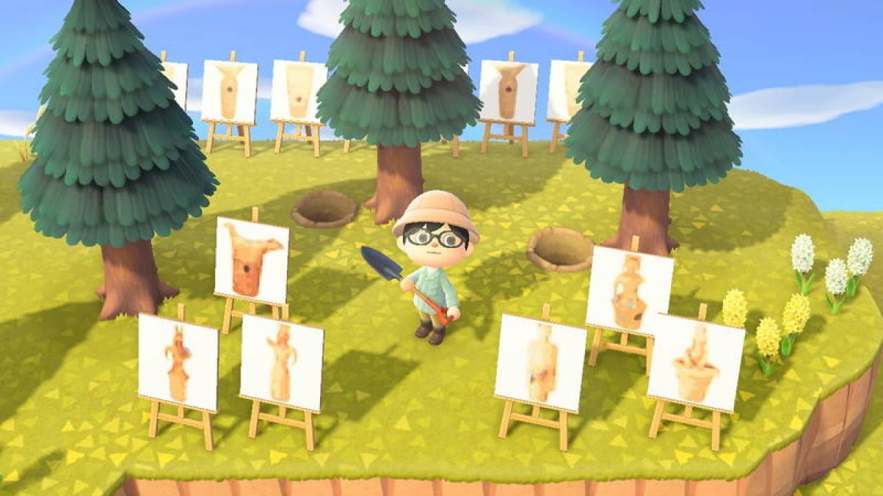 考古学ファン必見♪「あつまれどうぶつの森」で使える埴輪や土器のマイデザインを福島県立博物館が公開