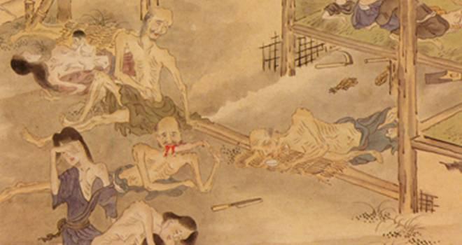 カネはあっても食べ物が…江戸時代の大飢饉は行きすぎたコメ経済がもたらした?