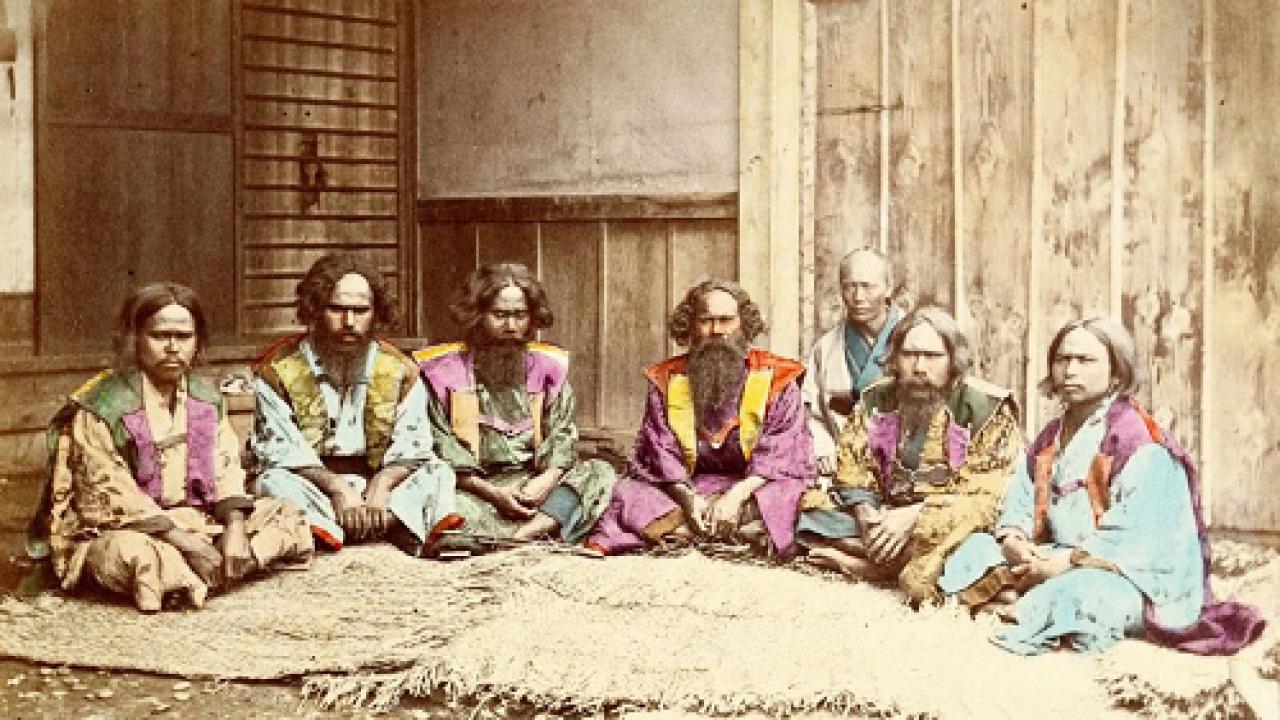 戦国時代、謀殺されて怨霊となったアイヌの首領・ショヤコウジ兄弟のエピソード