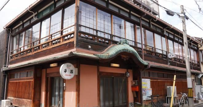 京都に残る旧色街「五条楽園」。ディープな遊郭・お茶屋の街からレトロで個性あふれる街へ【その3】