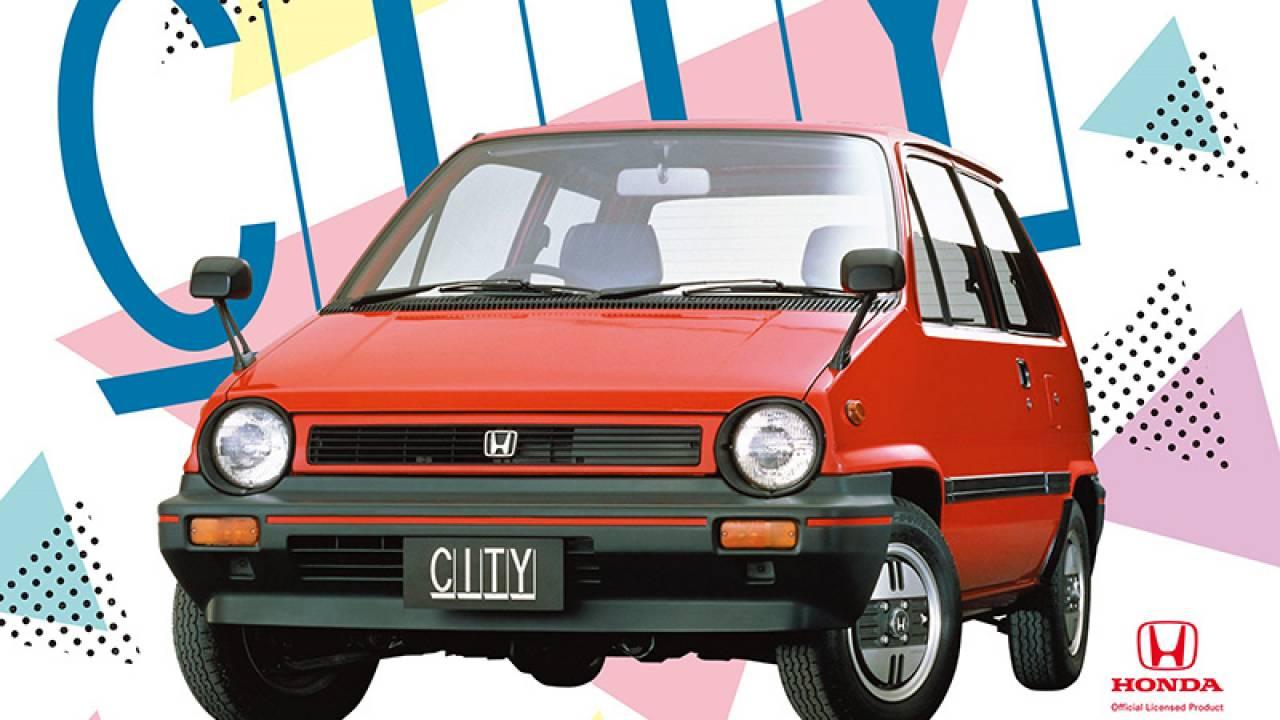 懐かしい♡ホンダのトールボーイ「CITY」がキュートなカプセルトイになって登場!