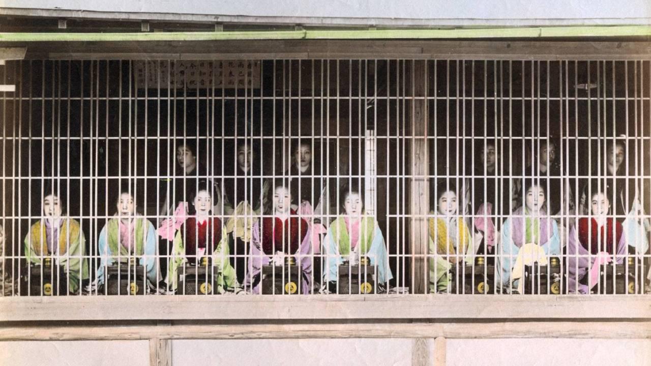 京都に残る旧色街「五条楽園」。ディープな遊郭・お茶屋の街からレトロで個性あふれる街へ【その2】