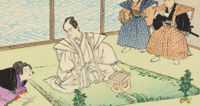 我が肌は上様だけのもの…徳川家光への男色に殉じた堀田正盛の壮絶な最期