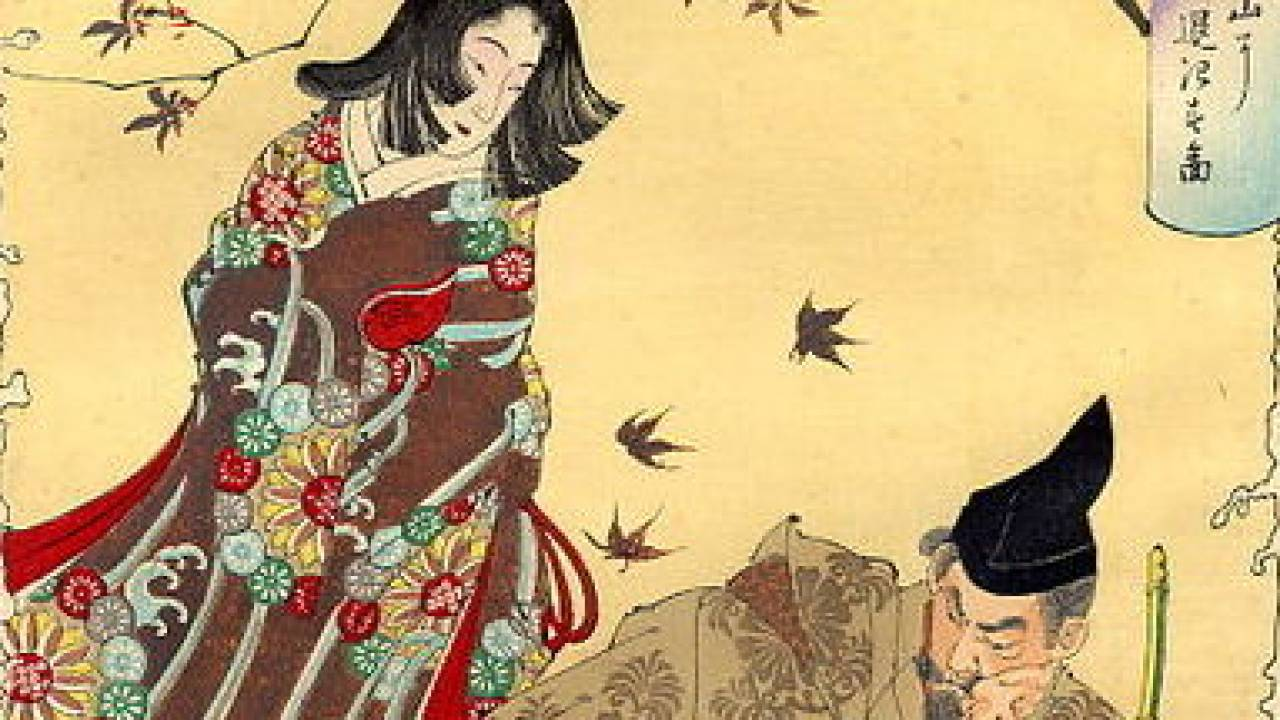 紅葉に染まる山の「鬼伝説」。妖しく恐ろしくも美しい鬼女・その名は紅葉(もみじ)【前編】