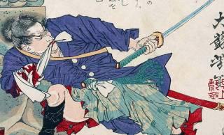 幕末の京都を食べ歩き!麒麟児と称された剣の使い手「伊庭八郎」が愛したグルメたち