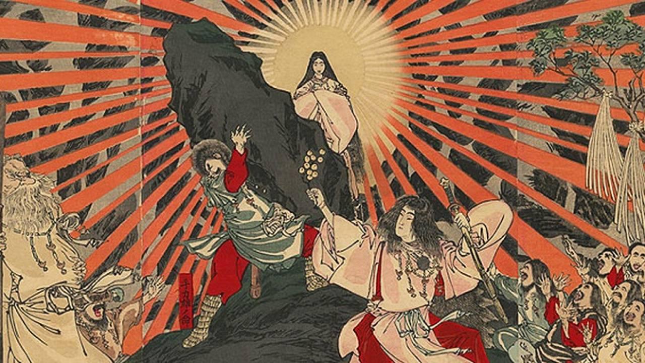 日本は太陽=女性の国…神話の時代より男性を奮い立たせてきた「妹の力」とは