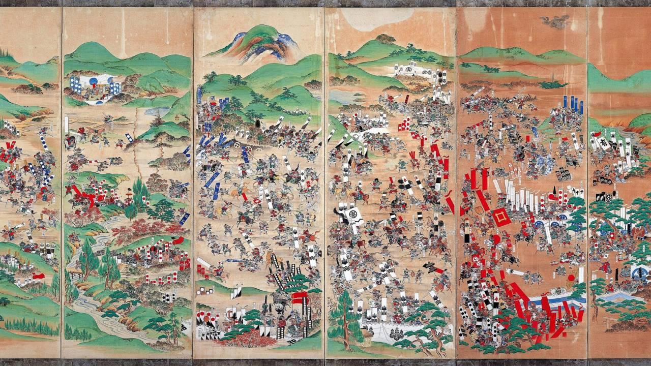 天下分け目の戦いが行われた「関ヶ原」実は歴史的に重要な戦いが3度も行われていた地