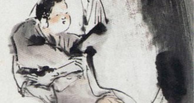 切ない…「子育て幽霊」墓の中で生まれた赤子のため、夜な夜な飴を買いに来る母の愛