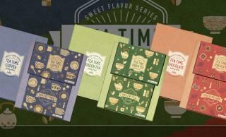 珈琲、緑茶、チョコレート。お仏壇に合うティータイムをイメージしたお香とキャンドルが新発売
