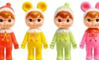 お部屋に飾ってたなぁ♪昭和レトロな可愛らしいお人形「チャーミーちゃん」が公式ミニフィギュア化!
