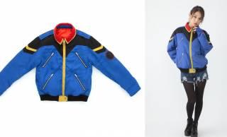 「機動戦士ガンダム 逆襲のシャア」でアムロ・レイが着用しているブルゾンが発売!