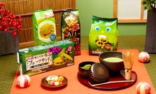 抹茶まつり!東ハトが「抹茶キャラメルコーン」など抹茶フレーバー5商品を続々と発売