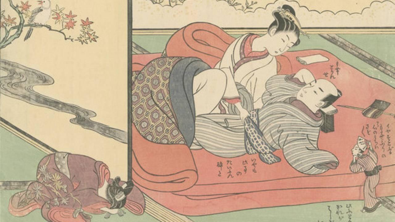 日本橋、遊郭、長屋…浮世絵で見る、江戸時代を生きる人々のタイムスケジュールはどうなっていた?【午後9時~午後11時頃】