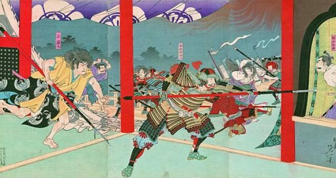 明智光秀と共に戦死。本能寺の変を成した5人の重臣「明智五宿老」【中編】