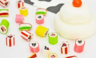 キャンディショップ・PAPABUBBLEから丑年にちなんだ「お正月ミックス」登場!鏡餅キャンディもあるよ