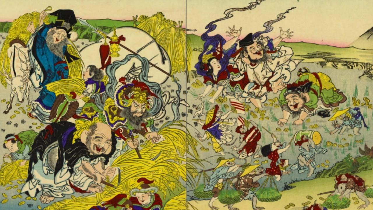 地味で制限だらけの江戸のお正月!それでも自由で豊かだった「江戸っ子マインド」