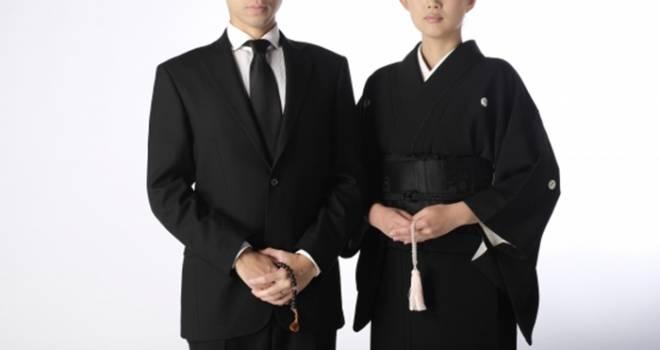 日本の喪服が「黒」になったのは意外と最近のこと、かつて日本の喪服は「白」だった