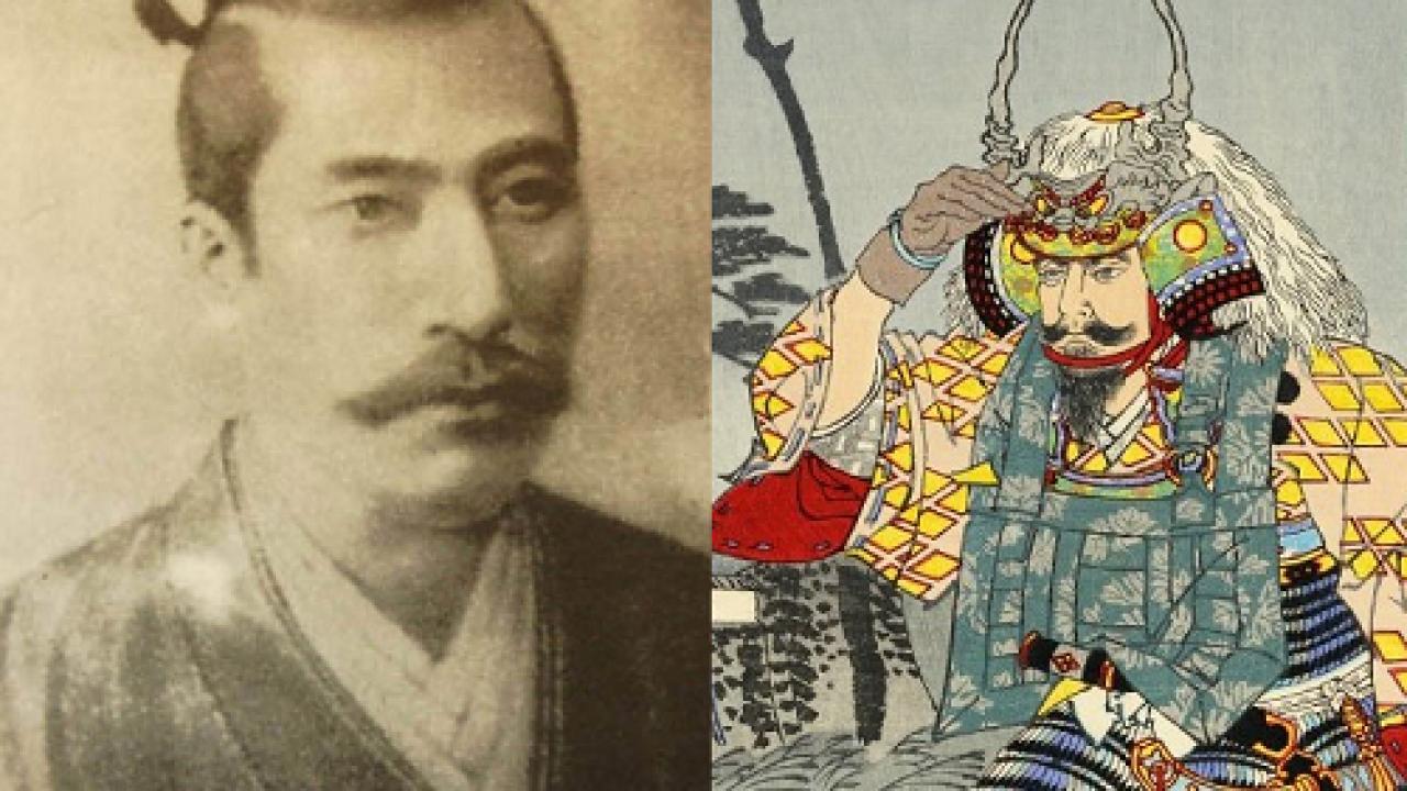 戦国ファン必見!その名も「武田信長」というインパクト最強な武将が実在した